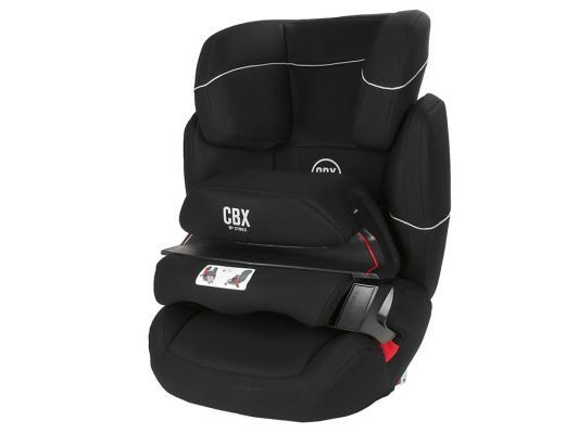 Автокресло CBX by Cybex Aura-Fix (pure black) автокресло cbx by cybex aura fix pure black 512107042