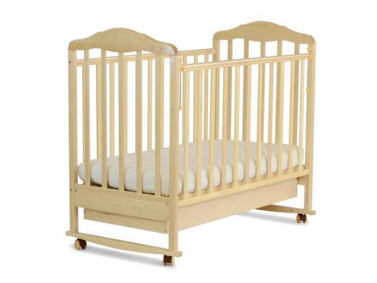 Кроватка-качалка СКВ Березка (береза/121115)