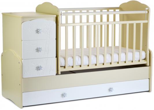 СКВ-Компани Жираф 940039 (кроватка)