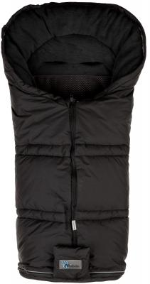 Флисовый конверт Altabebe Clima Guard (black-black)