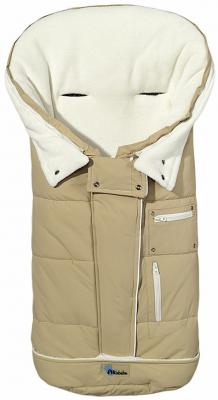 Флисовый конверт Altabebe Clima Guard (beige-whitewash)