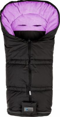 Флисовый конверт Altabebe Sympatex (black-rose)