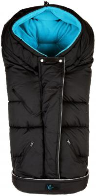 Флисовый конверт Altabebe Sympatex (black-blue)