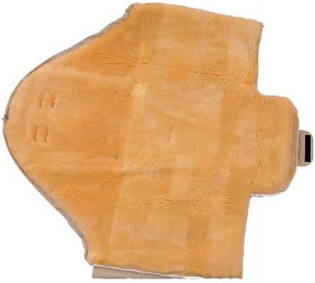 Конверт из овчины для новороженных Christ Tula (262/песочный)