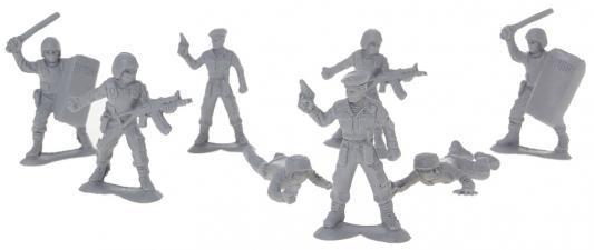 Набор фигурок Биплант Солдатики Российский спецназ 8 шт 6.5 см 12021 цены