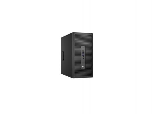 Системный блок HP ProDesk 600 G2 MT i5-6500 3.2GHz 4Gb 500Gb HD 530 DVD-RW DOS клавиатура мышь черный P1G55EA