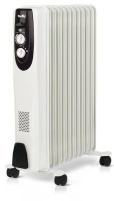 Масляный радиатор BALLU Classic BOH/CL-11WRN 2200 Вт ручка для переноски белый масляный радиатор ballu style boh st 05w 1000 вт ручка для переноски термостат белый