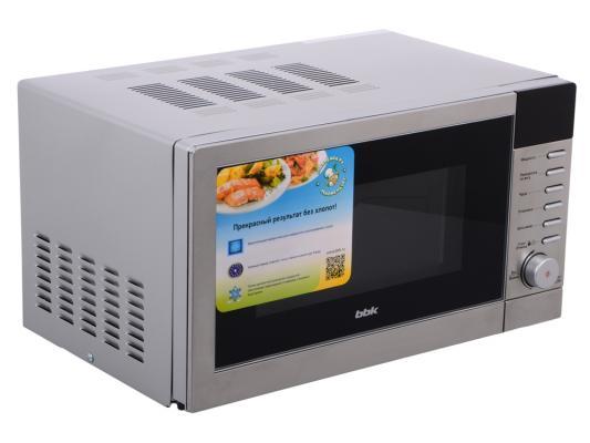 СВЧ BBK 20MWS-723T/S 700 Вт серебристый