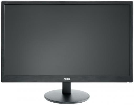 Монитор 21.5 AOC E2270SWDN монитор 20 aoc i2080sw