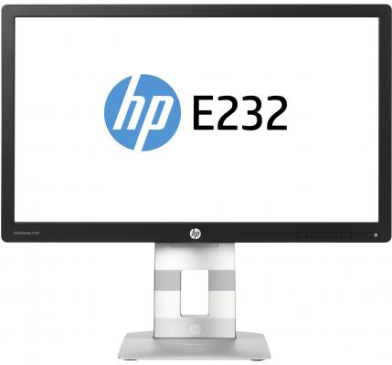 Монитор 23 HP EliteDisplay E232 M1N98AA монитор hp elitedisplay e232