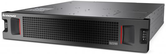 Дисковый массив Lenovo Storage S2200 SAS SFF Chassis Dual FC/iSCSI Controller 64114B4