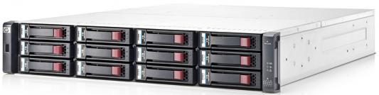 Дисковый массив HP MSA 2040 ES SAN DC 12G x24 2x200Gb 4x900Gb M0T30A