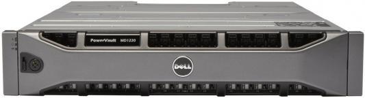 Дисковая полка Dell PV MD1220 x24 2x300Gb 2x600W 210-30718-36