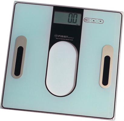 Весы напольные First FA-8006-2 чёрный