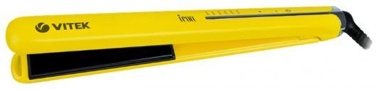 Выпрямитель волос Vitek VT-2312 жёлтый
