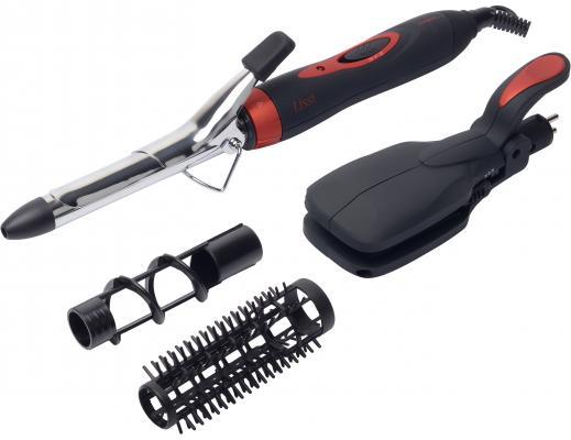 Выпрямитель волос First 5669-4 чёрный