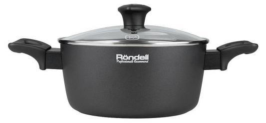 Кастрюля Rondell 584-RDA 2.6 л 20 см кастрюля 4 3 л rondell walzer rda 766