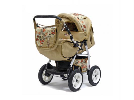 Коляска прогулочная Teddy BartPlast Victoria 2016 PKL (PA02/бежевый) прогулочная коляска teddy bartplast etude pkl 09 серый