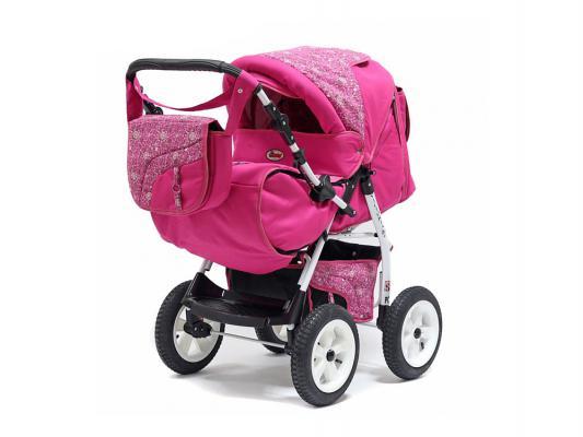 Коляска прогулочная Teddy BartPlast Victoria 2016 PKL (MO04/розовый) прогулочная коляска teddy bartplast etude pkl 09 серый