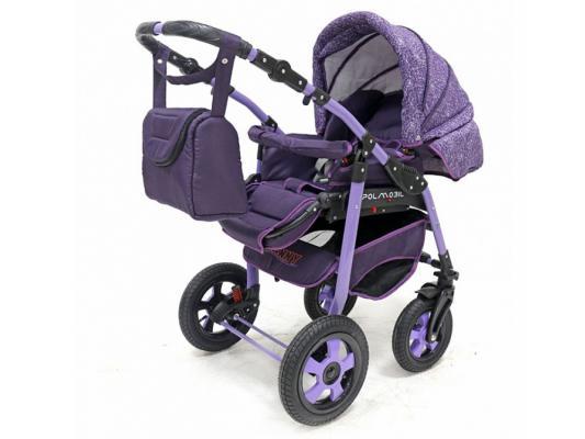 Коляска 2-в-1 Polmobil Danny (фиолетовый)
