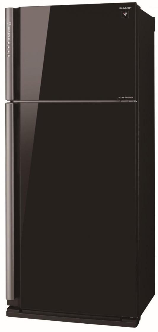Холодильник Sharp SJXP59PGBK черный sharp sjxp59pgbk