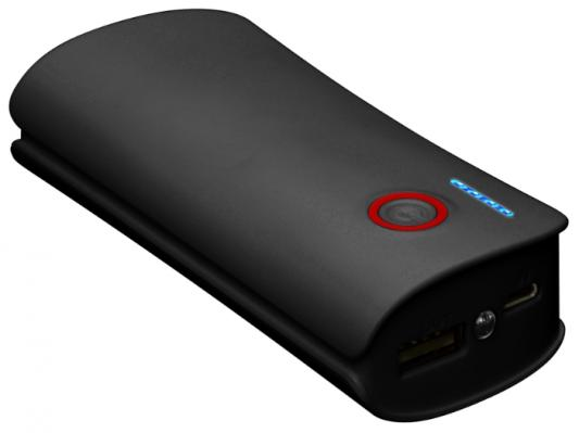 Портативное зарядное устройство IconBIT FTB4000SF 4000mAh черный FT-0081S