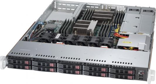 лучшая цена Серверная платформа SuperMicro SYS-1028R-WTRT