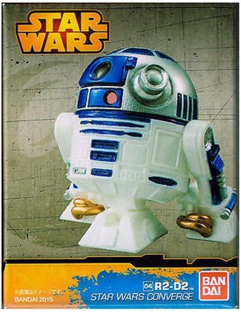 Фигурка BANDAI Star Wars R2-D2 от 4 лет 84627 lepin star wars millennium falcon building blocks