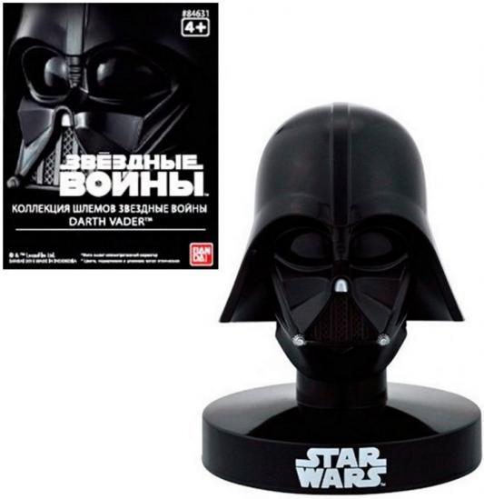 Шлем на подставке BANDAI Star Wars: Дарт Вейдер 84631