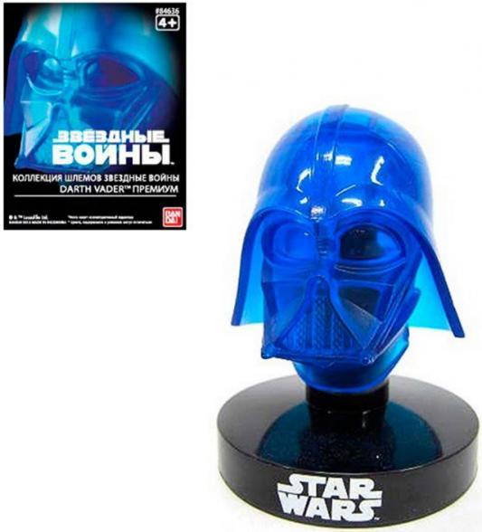Фигурка BANDAI Шлем на подставке Star Wars Голографичекий Дарт Вейдер от 4 лет 84636
