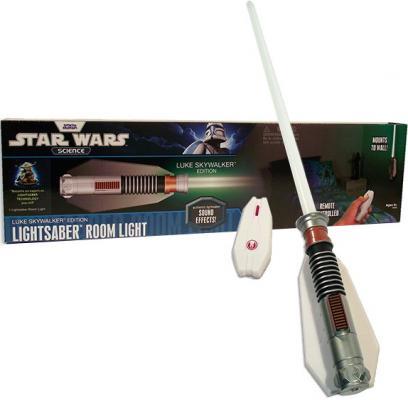 Игрушка Star Wars Световой меч-светильник Люка Скайуокера 15046