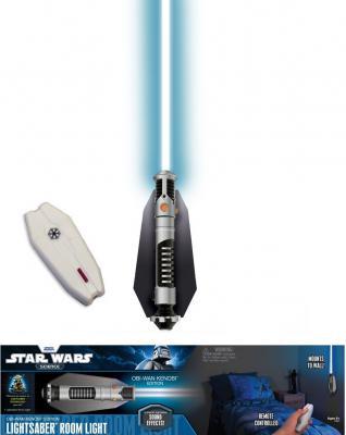 Игрушка Star Wars Световой меч-светильник Оби Ван Кеноби 15047
