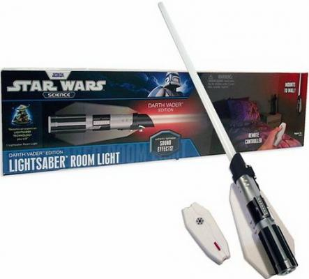 Игрушка Star Wars Световой меч-светильник Дарта Ведера 15048