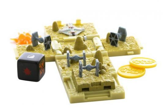 Игрушка Spin Master Боевые кубики, Звездные войны от 3 лет 52102 spin master боевые кубики звездные войны tusken raider attack