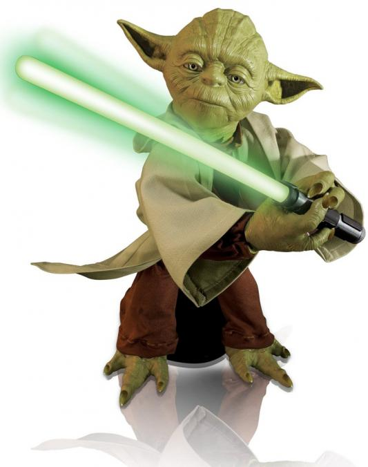 ������� Spin Master Yoda �������� �����, ������������� �� 3 ��� 1 ������� 52108