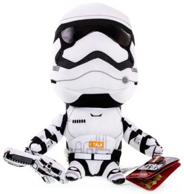 Мягкая игрушка Star Wars Штурмовик плюшевый со звуком от 3 лет SW01921