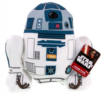 Мягкая игрушка Star Wars Р2-Д2 плюшевый со звуком от 3 лет SW02368