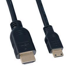 Кабель HDMI-mini HDMI 2.0м Perfeo H1101