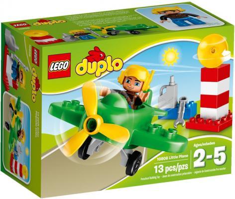 Конструктор LEGO Duplo Маленький самолёт 13 элементов 10808