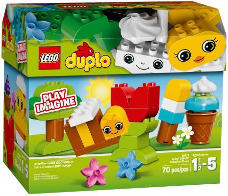 Конструктор Lego Duplo Времена года 70 элементов 10817
