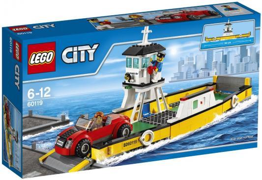 Конструктор LEGO City Паром 301 элемент 60119