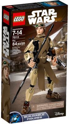 Конструктор LEGO Star Wars: Рей 84 элемента 75113