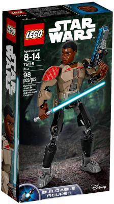 Конструктор Lego Star Wars Финн 98 элементов 75116