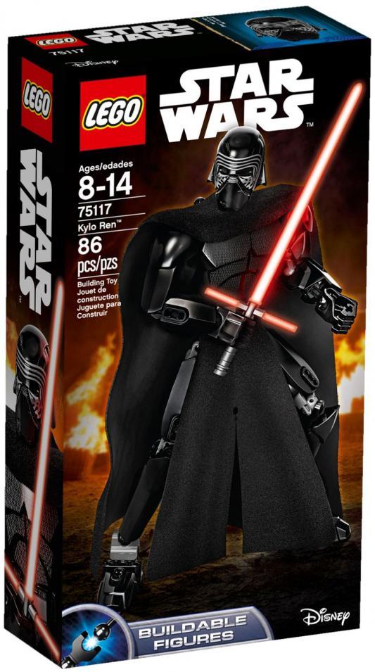 Конструктор LEGO Star Wars Кайло Рен 86 элементов 75117
