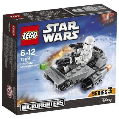 Конструктор Lego Star Wars Снежный спидер Первого Ордена 91 элемент 75126