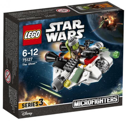 Конструктор Lego Star Wars Призрак 104 элемента 75127