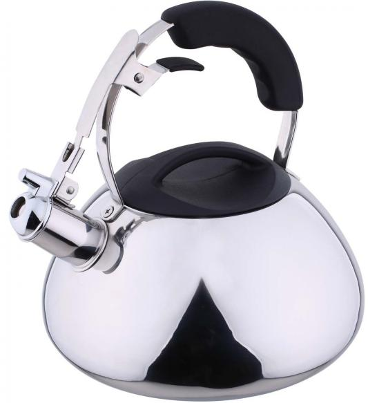 Чайник Bekker 432-BK S серебристый 3 л металл