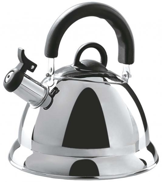 Чайник Bekker 321-ВК S M серебристый 3 л нержавеющая сталь