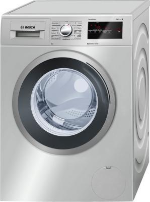 Стиральная машина Bosch WAN2416SOE серебристый стиральная машина bomann wa 5716