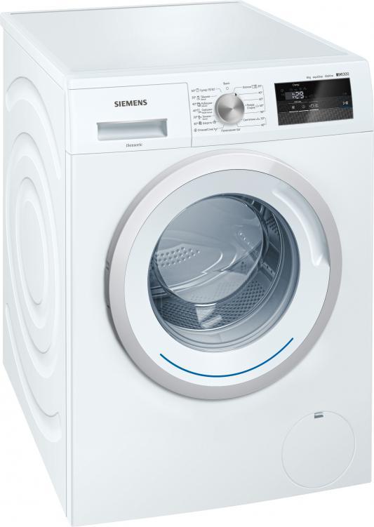 Стиральная машина Siemens WM10N040OE белый